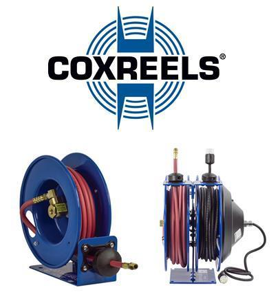 Hose reels and replacement parts.