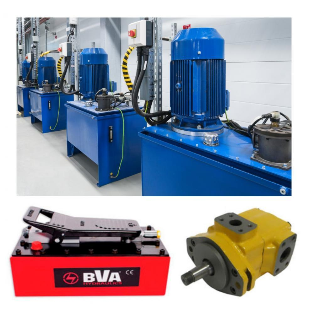 We have the ability to spec-out, fabricate, and assemble a custom hydraulic power unit for your application.